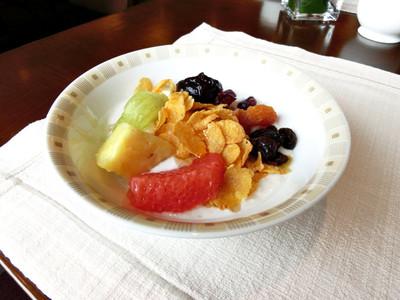 帝国ホテル東京 インペリアルバイキング サール (THE IMPERIAL VIKING SAL) 朝食ブッフェ 2012年6月