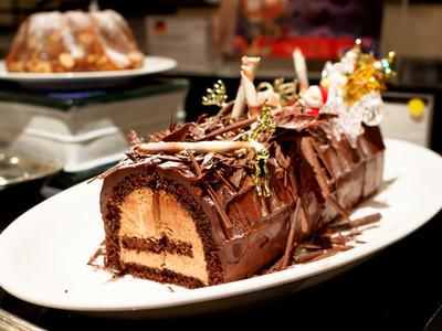 ウェスティンホテル東京(THE WESTIN TOKYO) 『ザ・テラス(THE TERRACE)』 クリスマスデザートブッフェ 2014年12月