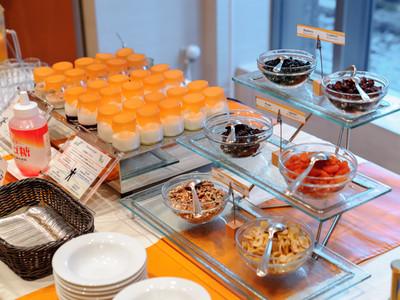 セルリアンタワー東急ホテル 『かるめら』 朝食ブッフェ 2017年11月